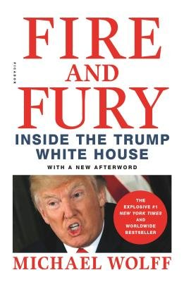 Cover of Fire and Fury: Inside the Trump White House