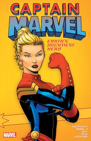 CAPTAIN MARVEL: EARTH'S MIGHTIEST HERO VOL. 1 TPB