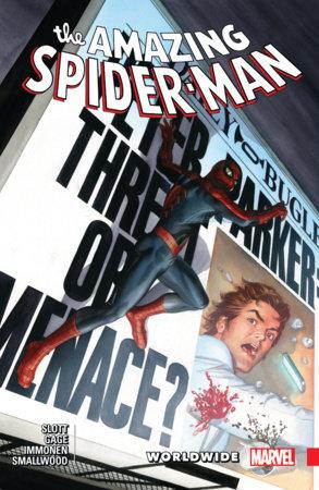 AMAZING SPIDER-MAN: WORLDWIDE VOL. 7 TPB