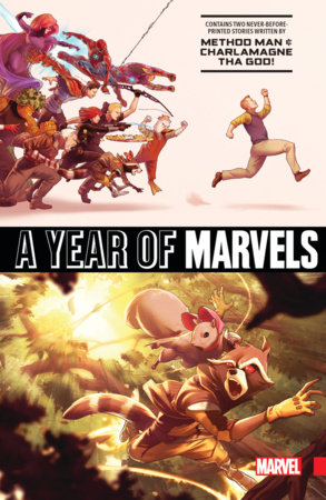 A YEAR OF MARVELS TPB