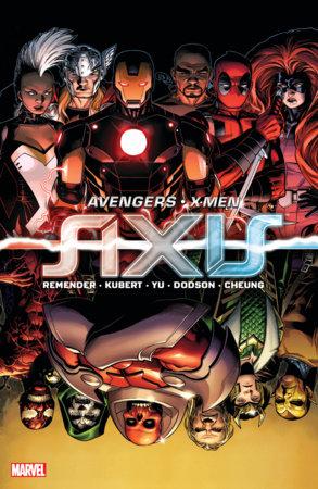 AVENGERS & X-MEN: AXIS TPB