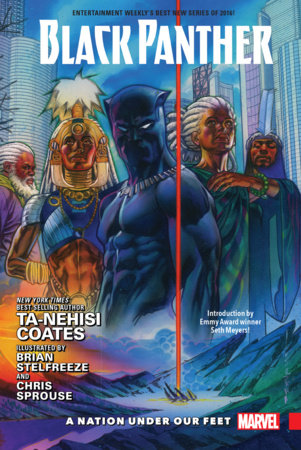 BLACK PANTHER VOL. 1: A NATION UNDER OUR FEET HC