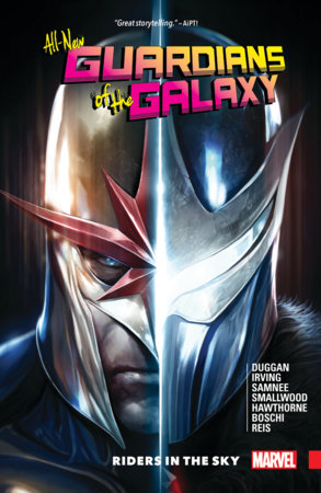 ALL-NEW GUARDIANS OF THE GALAXY VOL. 2: RIDERS IN THE SKY TPB