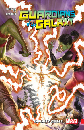 ALL-NEW GUARDIANS OF THE GALAXY VOL. 3: INFINITY QUEST TPB