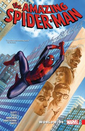 AMAZING SPIDER-MAN: WORLDWIDE VOL. 8 TPB