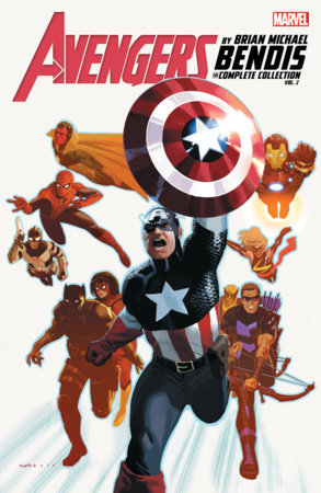 AVENGERS BY BRIAN MICHAEL BENDIS: THE COMPLETE COLLECTION VOL. 2 TPB