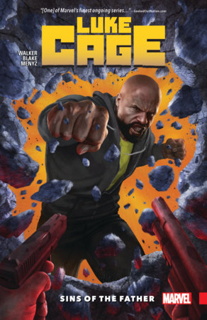 LUKE CAGE VOL. 1: SINS OF THE FATHER TPB