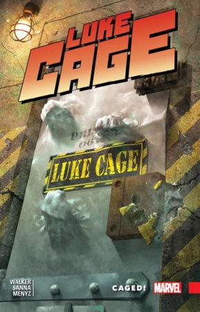 LUKE CAGE VOL. 2: CAGED! TPB