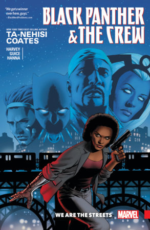 BLACK PANTHER AND THE CREW: WE ARE THE STREETS TPB