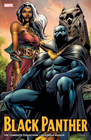 BLACK PANTHER BY REGINALD HUDLIN: THE COMPLETE COLLECTION VOL. 3 TPB