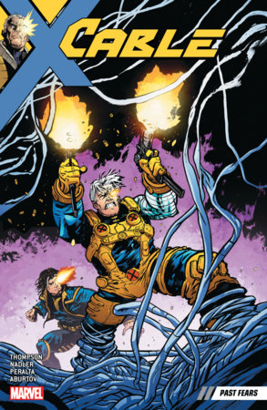 CABLE VOL. 3: PAST FEARS TPB