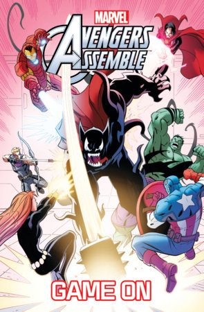 AVENGERS ASSEMBLE: GAME ON DIGEST
