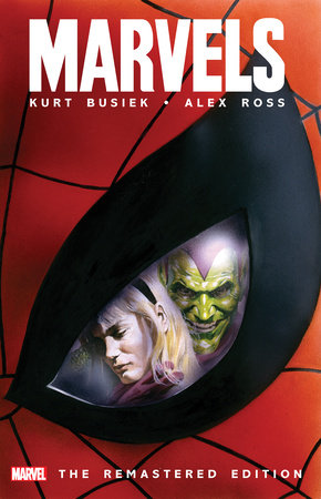 MARVELS: THE REMASTERED EDITION TPB