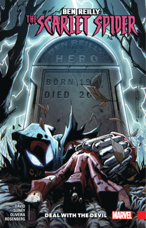 BEN REILLY: SCARLET SPIDER VOL. 5 - DEAL WITH THE DEVIL TPB