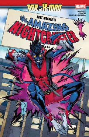 AGE OF X-MAN: THE AMAZING NIGHTCRAWLER TPB
