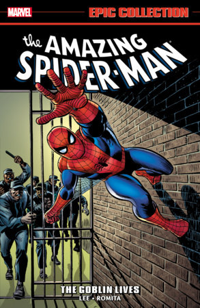 AMAZING SPIDER-MAN EPIC COLLECTION: THE GOBLIN LIVES TPB