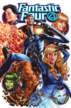 FANTASTIC FOUR VOL. 7: THE FOREVER GATE TPB