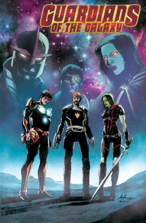GUARDIANS OF THE GALAXY BY AL EWING VOL. 2: HERE WE MAKE OUR STAND TPB