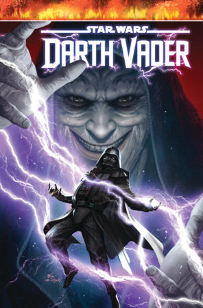 STAR WARS: DARTH VADER BY GREG PAK VOL. 2 - INTO THE FIRE TPB