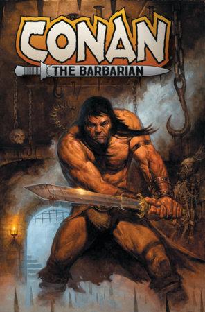 CONAN THE BARBARIAN BY JIM ZUB VOL. 1: INTO THE CRUCIBLE TPB