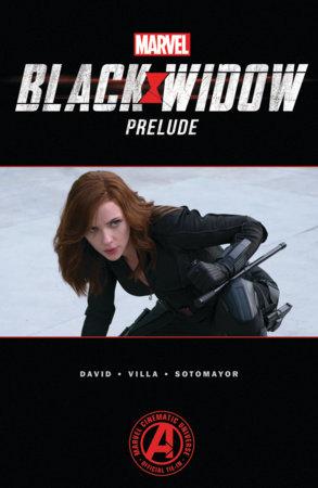MARVEL'S BLACK WIDOW PRELUDE TPB