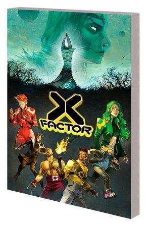 X-FACTOR BY LEAH WILLIAMS VOL. 2 TPB