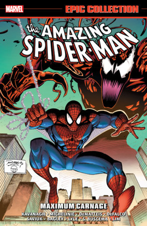 AMAZING SPIDER-MAN EPIC COLLECTION: MAXIMUM CARNAGE TPB