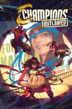 CHAMPIONS VOL. 1: OUTLAWED TPB