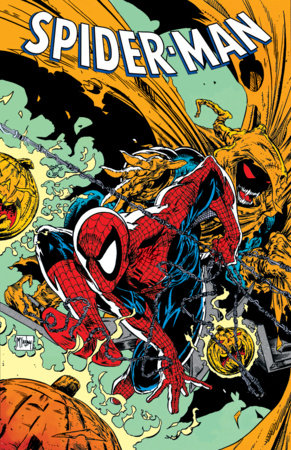 SPIDER-MAN BY TODD MCFARLANE: THE COMPLETE COLLECTION TPB