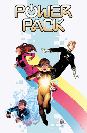 POWER PACK: THE POWERS THAT BE TPB