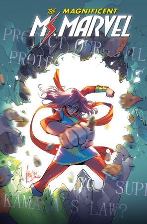 MS. MARVEL BY SALADIN AHMED VOL. 3: OUTLAWED TPB