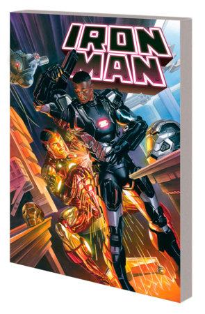 IRON MAN VOL. 2: BOOKS OF KORVAC II - OVERCLOCK TPB