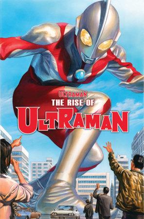 ULTRAMAN VOL. 1: THE RISE OF ULTRAMAN TPB