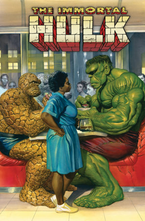 IMMORTAL HULK VOL. 9: THE WEAKEST ONE THERE IS TPB