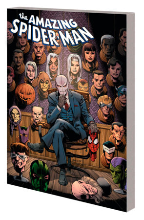 AMAZING SPIDER-MAN BY NICK SPENCER VOL. 14: CHAMELEON CONSPIRACY TPB