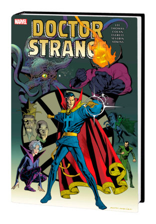 DOCTOR STRANGE OMNIBUS VOL. 2 HC NOWLAN COVER