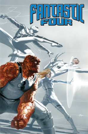 FANTASTIC FOUR BY JONATHAN HICKMAN: THE COMPLETE COLLECTION VOL. 3 TPB