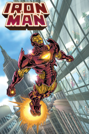 IRON MAN BY MIKE GRELL: THE COMPLETE COLLECTION TPB