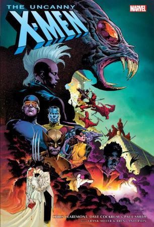 THE UNCANNY X-MEN OMNIBUS VOL. 3 HC OPENA COVER [NEW PRINTING]