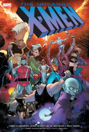 THE UNCANNY X-MEN OMNIBUS VOL. 4 HC SILVA COVER