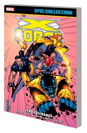 X-FORCE EPIC COLLECTION: ZERO TOLERANCE TPB