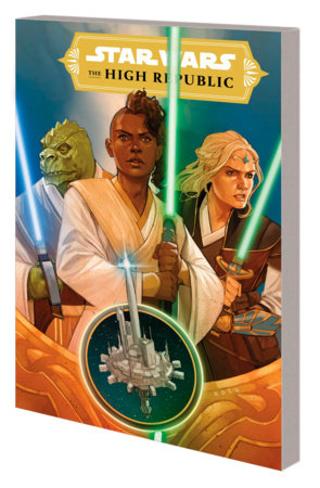 STAR WARS: THE HIGH REPUBLIC VOL. 1 - THERE IS NO FEAR TPB