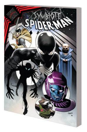 SYMBIOTE SPIDER-MAN: KING IN BLACK TPB