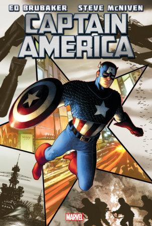 CAPTAIN AMERICA BY ED BRUBAKER OMNIBUS VOL. 1 HC [NEW PRINTING]