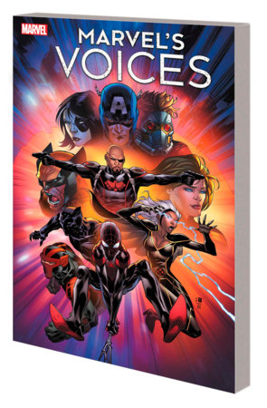 MARVEL'S VOICES: LEGACY TPB
