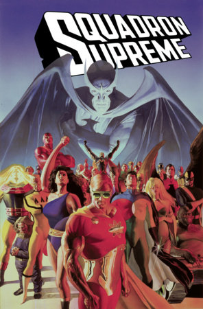 SQUADRON SUPREME TPB ROSS COVER [NEW PRINTING 2]