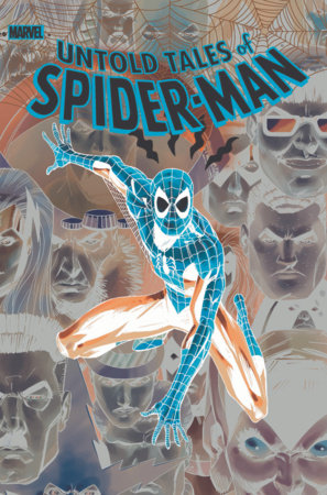 UNTOLD TALES OF SPIDER-MAN OMNIBUS HC OLLIFFE SPIDER-VILLAINS COVER [NEW PRINTIN G]