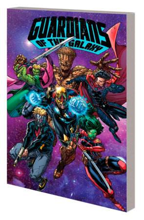 GUARDIANS OF THE GALAXY BY AL EWING VOL. 3: WE'RE SUPER HEROES TPB