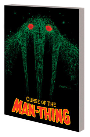 CURSE OF THE MAN-THING TPB