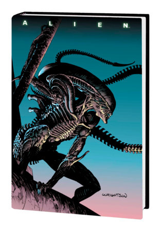 ALIENS: THE ORIGINAL YEARS OMNIBUS VOL. 3 HC WRIGHTSON COVER [DM ONLY]